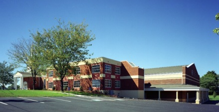 First Baptist Church Fellowship Hall