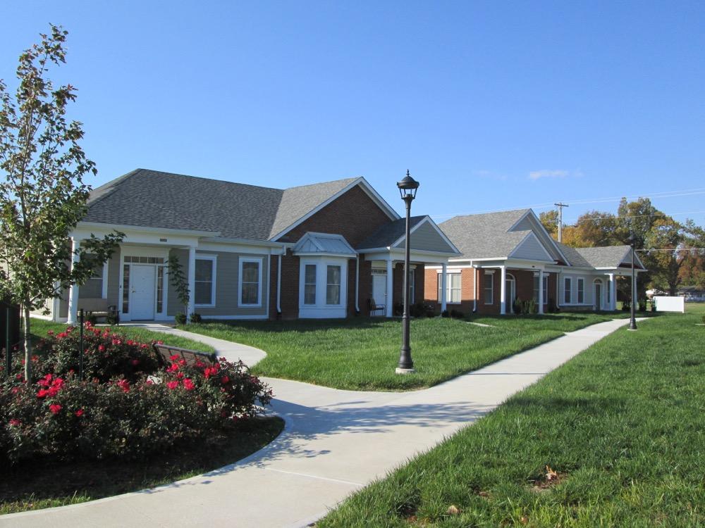 HC Mathis homes