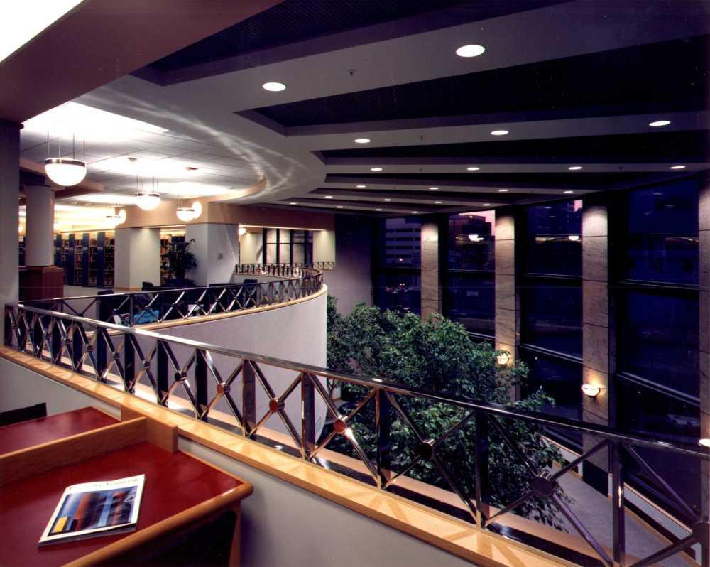Sherman Carter Barnhart Lexington Central Public Library
