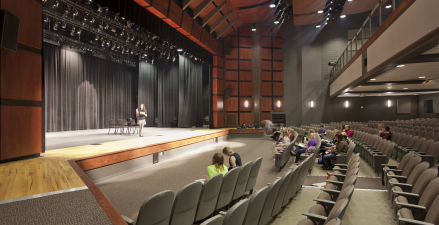 McCracken County High School Performing Arts Center Auditorium