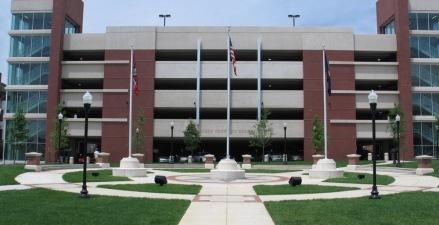 Flag Pole Plaza