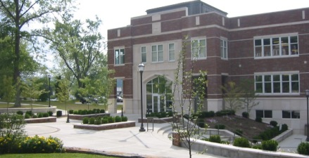 Adron Doran University Center Plaza