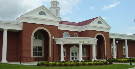 Susan E. Bauernfeind Student Recreation and Wellness Center