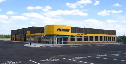Penske Trucking Rental Facility