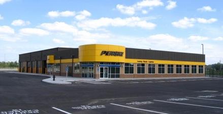 Penske Trucking Rental Facility