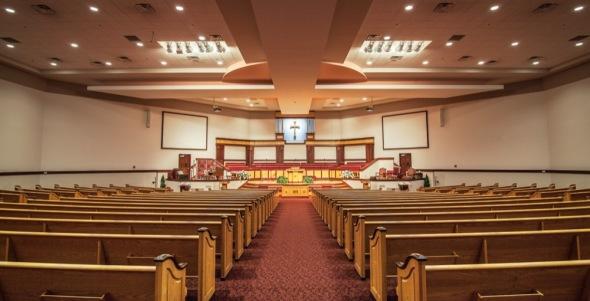 Sherman Carter Barnhart First Baptist Church Bracktown