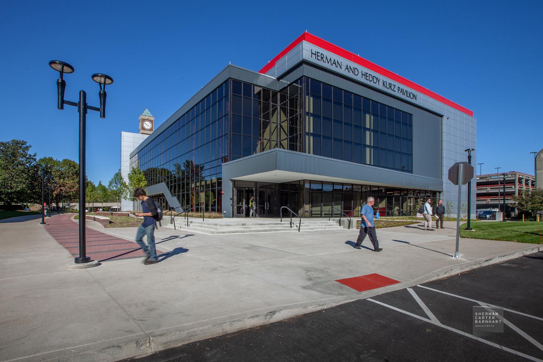 Student Activities Center, University of Louisville