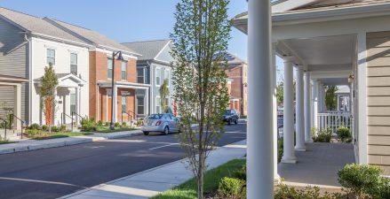 Sheppard Square Earns Kentucky Housing Corporation – Innovative Solutions: Energy Efficiency—Urban Award