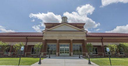 MSU's New Breathitt Veterinary Center