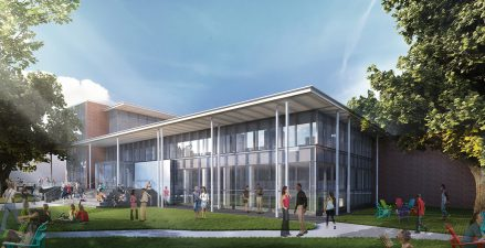 UK Law 'Raising the Bar' With $56 Million Building Project