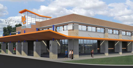 Board of Education approves design schematics for $13.3 million MCHS Renovation