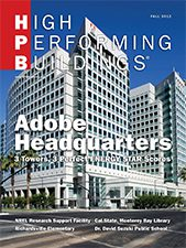 High Performing Buildings: Achieving Net Zero