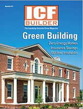 Green ICFs in the Commercial Sector - ICF Builder May/June 2018