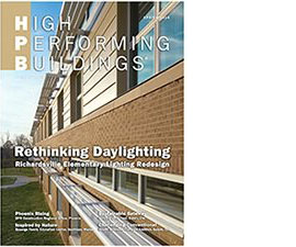 High Performing Buildings: Rethinking Daylighting - Richardsville Elementary Lighting Redesign