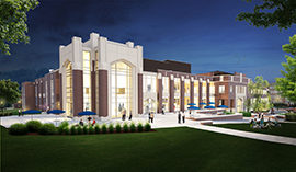 Student Center-ed - Bigger & Better ADUC Set To Open This Fall