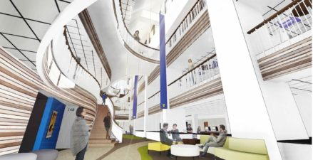 Bigger and Better Student Center to Open This Fall at Morehead