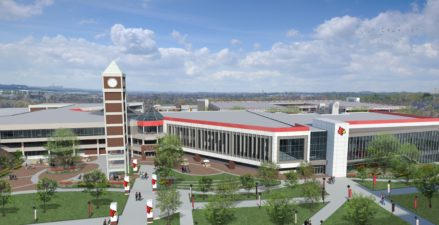 University of Louisville's campus evolution 'has sparked a lot of pride'