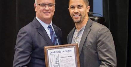 Hocker graduates from Leadership Lexington