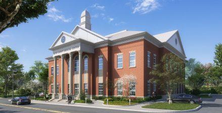 bath county judicial center