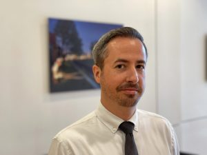 Brandon Ward, Associate Principal